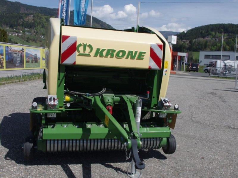 Rundballenpresse des Typs Krone Fortima 1250 MC, Gebrauchtmaschine in Villach (Bild 8)