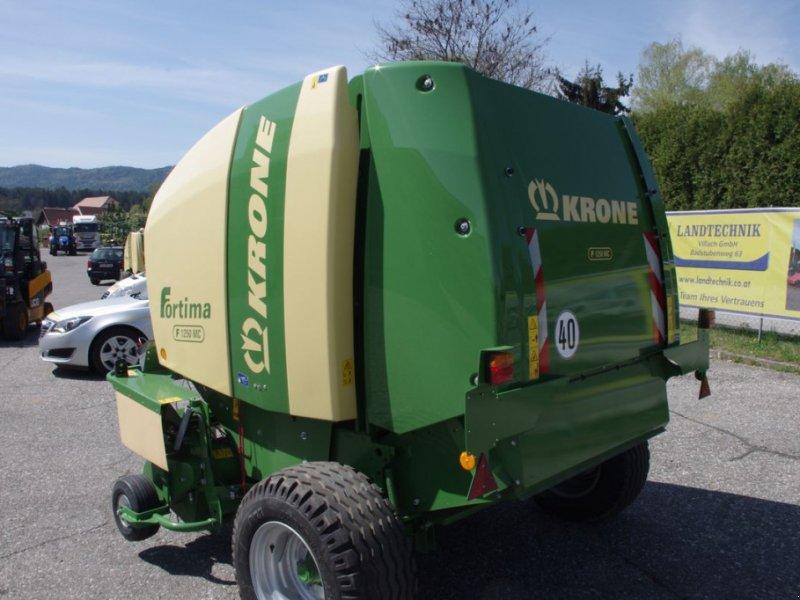 Rundballenpresse des Typs Krone Fortima 1250 MC, Gebrauchtmaschine in Villach (Bild 3)