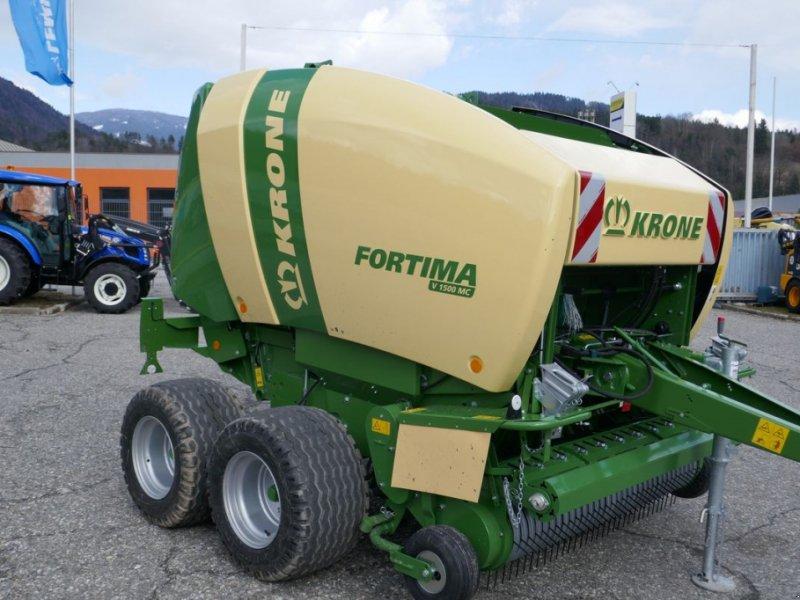 Rundballenpresse типа Krone Fortima 1500 Tandem, Gebrauchtmaschine в Villach (Фотография 2)
