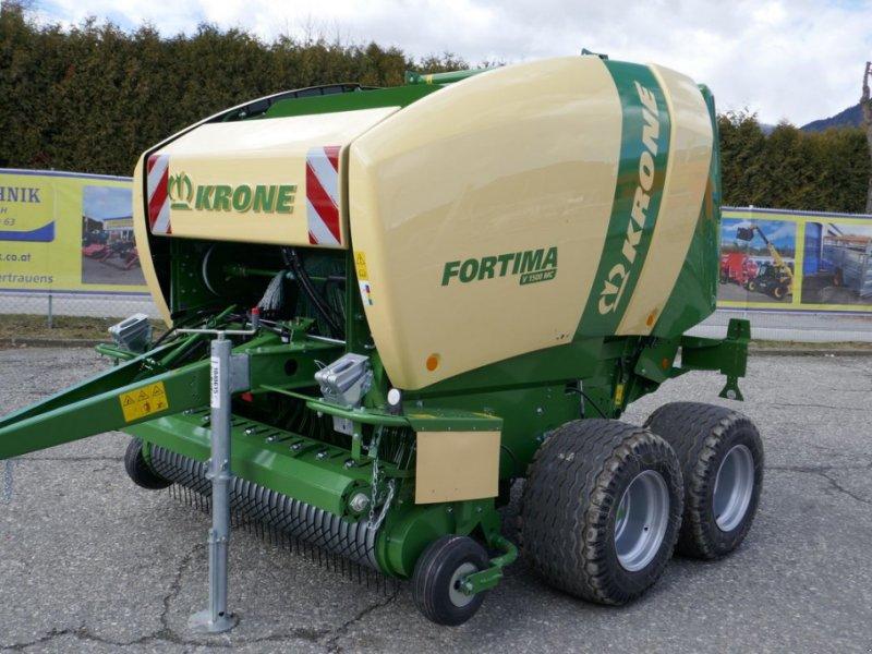 Rundballenpresse типа Krone Fortima 1500 Tandem, Gebrauchtmaschine в Villach (Фотография 1)