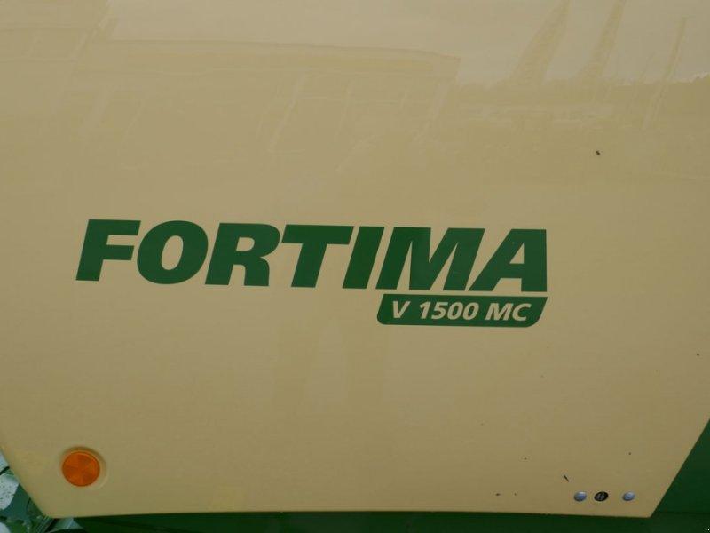 Rundballenpresse типа Krone Fortima 1500 Tandem, Gebrauchtmaschine в Villach (Фотография 4)