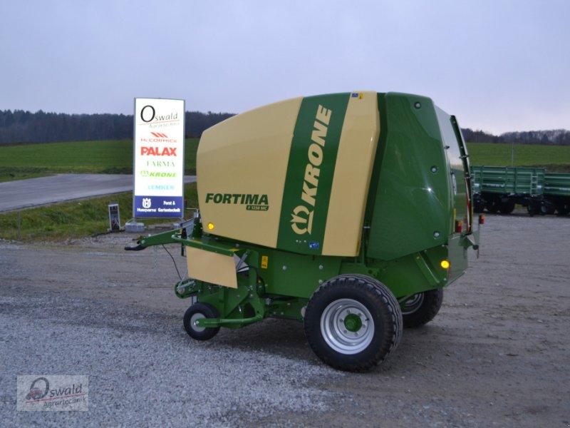 Rundballenpresse des Typs Krone Fortima F 1250 MC, Neumaschine in Iggensbach (Bild 10)