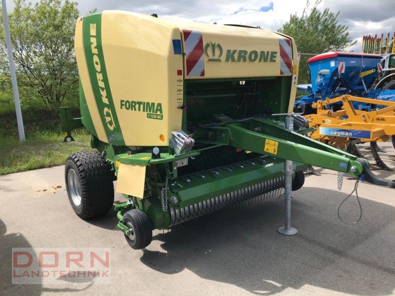 Rundballenpresse типа Krone Fortima F 1250 MC, Neumaschine в Bruckberg (Фотография 1)