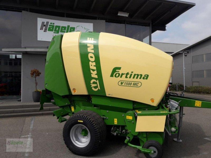 Rundballenpresse типа Krone FORTIMA V 1500 MC, Neumaschine в Uhingen (Фотография 1)