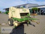Rundballenpresse des Typs Krone KR 130 ministop in Simmern