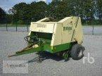 Rundballenpresse des Typs Krone KR125 ekkor: Meppen-Versen