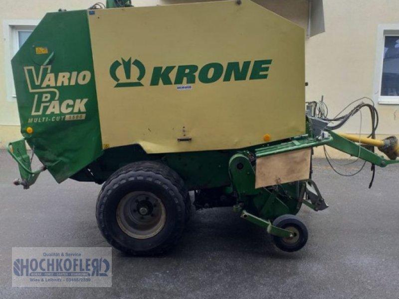 Rundballenpresse des Typs Krone MC 1500 Vario Pack, Gebrauchtmaschine in Wies (Bild 1)