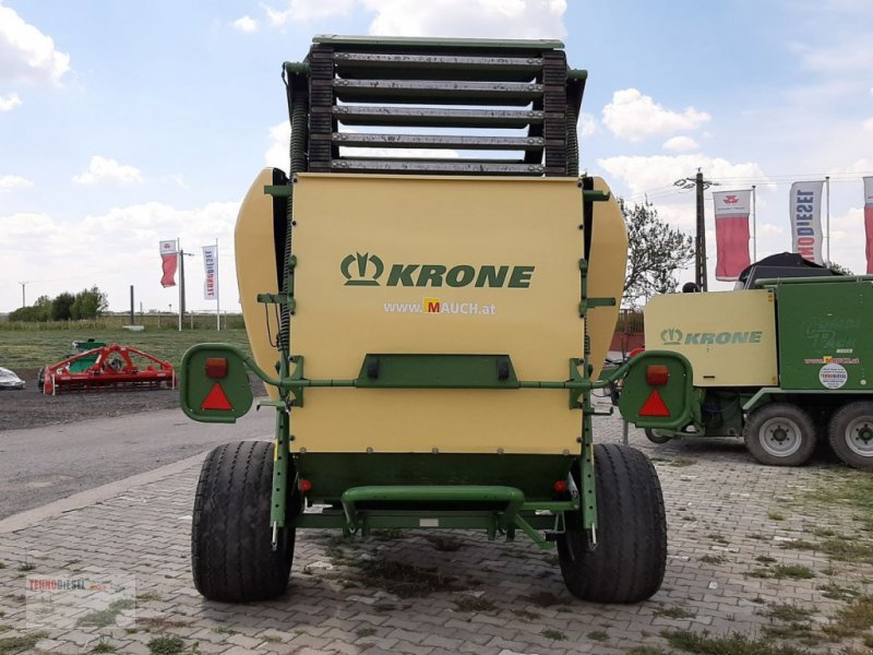 Rundballenpresse tip Krone Presa Comprina F155 XC, Gebrauchtmaschine in Jud. Timiş (Poză 5)