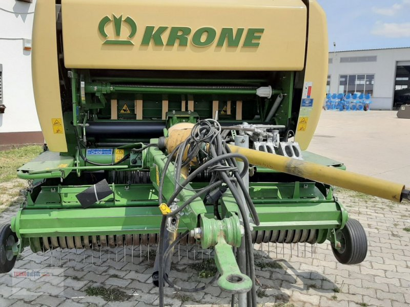 Rundballenpresse tip Krone Presa Comprina F155 XC, Gebrauchtmaschine in Jud. Timiş (Poză 8)