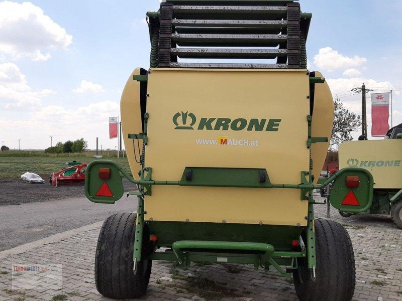 Rundballenpresse tip Krone Presa Comprina F155 XC, Gebrauchtmaschine in Jud. Timiş (Poză 6)