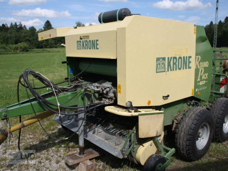 Rundballenpresse des Typs Krone Round Pack 1250 MC, Gebrauchtmaschine in Pähl (Bild 1)