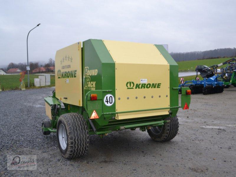 Rundballenpresse des Typs Krone Round Pack 1250 MC, Gebrauchtmaschine in Iggensbach (Bild 7)