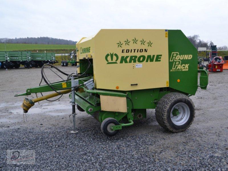 Rundballenpresse des Typs Krone Round Pack 1250 MC, Gebrauchtmaschine in Iggensbach (Bild 12)