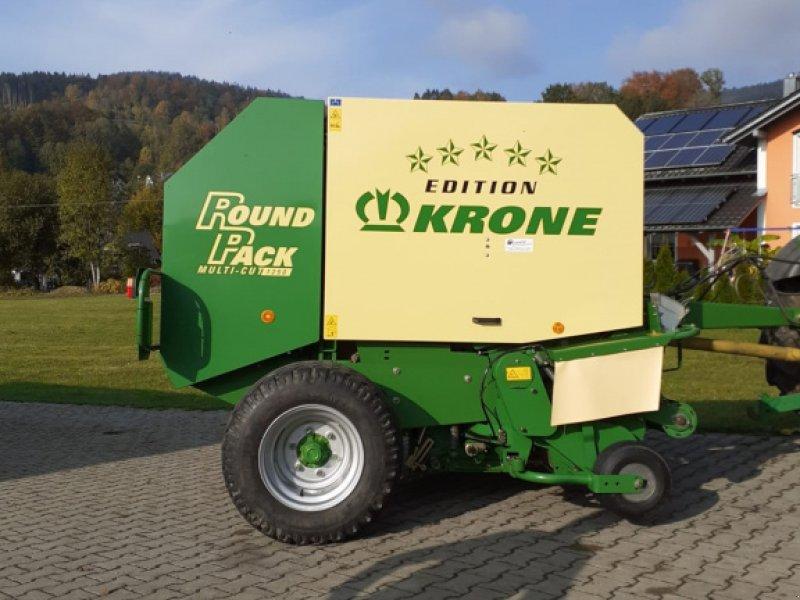 Rundballenpresse del tipo Krone Round Pack 1250 MC, Gebrauchtmaschine en Hunding (Imagen 1)