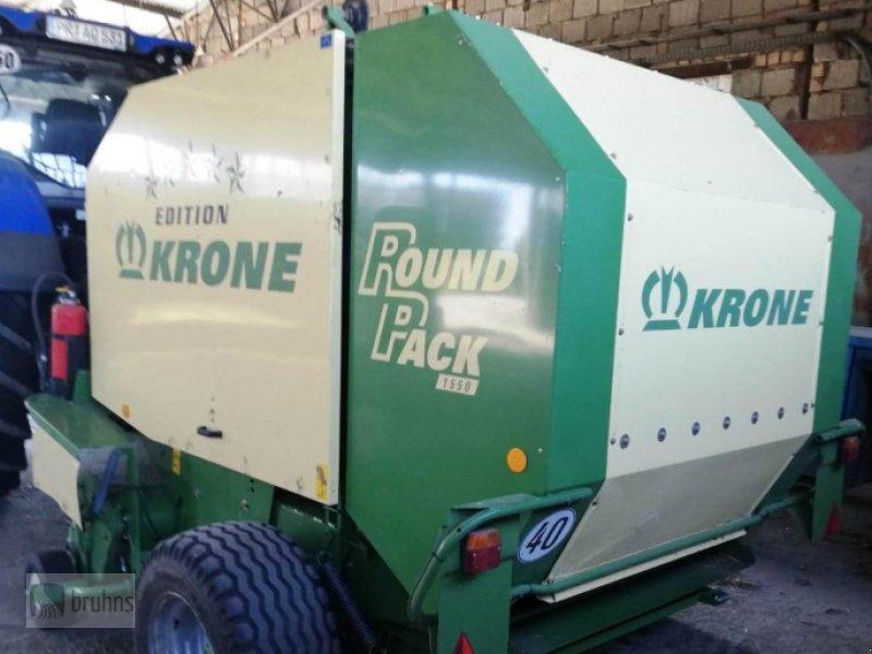 Rundballenpresse a típus Krone Round Pack 1550, Gebrauchtmaschine ekkor: Karstädt (Kép 1)