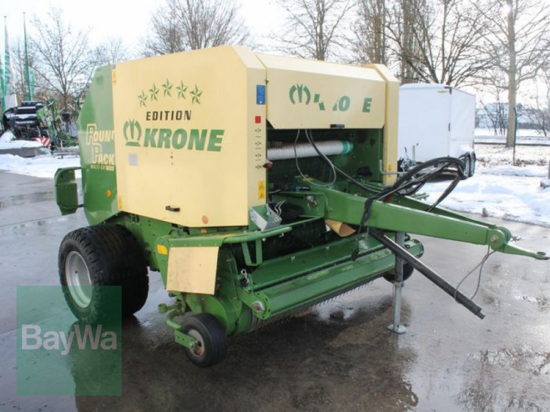 Rundballenpresse des Typs Krone Round Pack Multi-Cut 1250, Gebrauchtmaschine in Straubing (Bild 4)