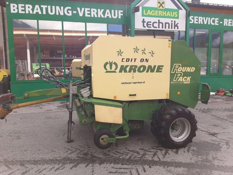 Rundballenpresse des Typs Krone Rundballenpresse RP 1250, Gebrauchtmaschine in Bramberg (Bild 1)