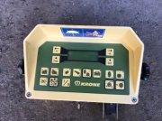 Rundballenpresse a típus Krone styre computer fra combi pack 1500, hvor presseren er brændt, Gebrauchtmaschine ekkor: øster ulslev