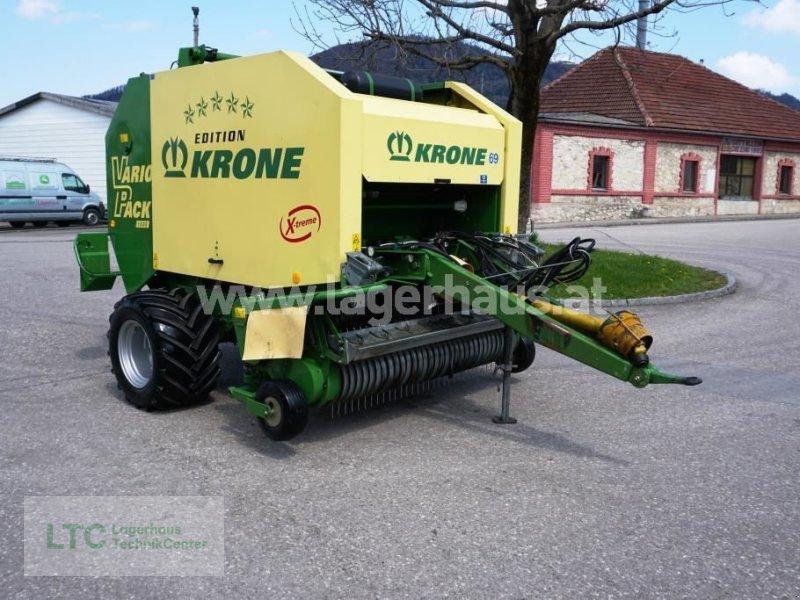 Rundballenpresse типа Krone VARIO PACK 1500, Gebrauchtmaschine в Kirchdorf (Фотография 1)
