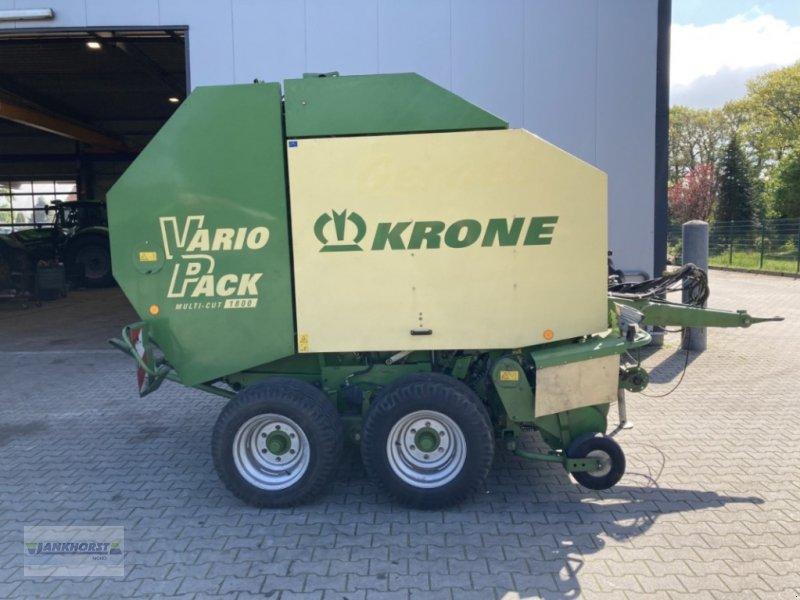 Rundballenpresse des Typs Krone Vario Pack 1800, Gebrauchtmaschine in Wiefelstede (Bild 1)