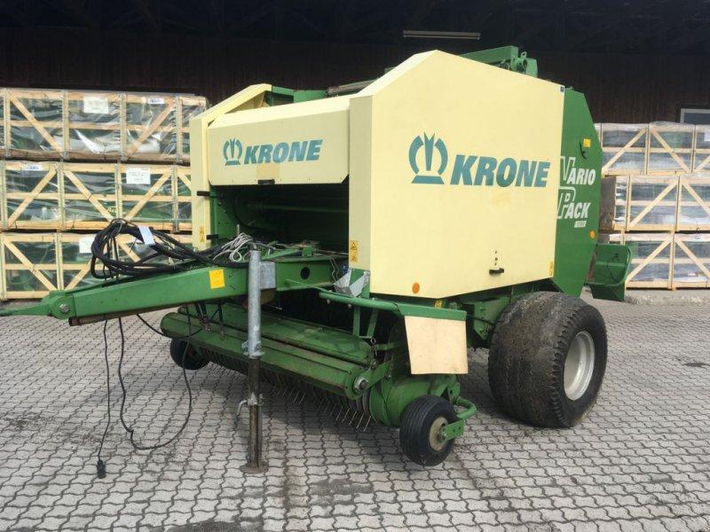 Rundballenpresse des Typs Krone VP 1500 MC, Gebrauchtmaschine in Villach (Bild 1)