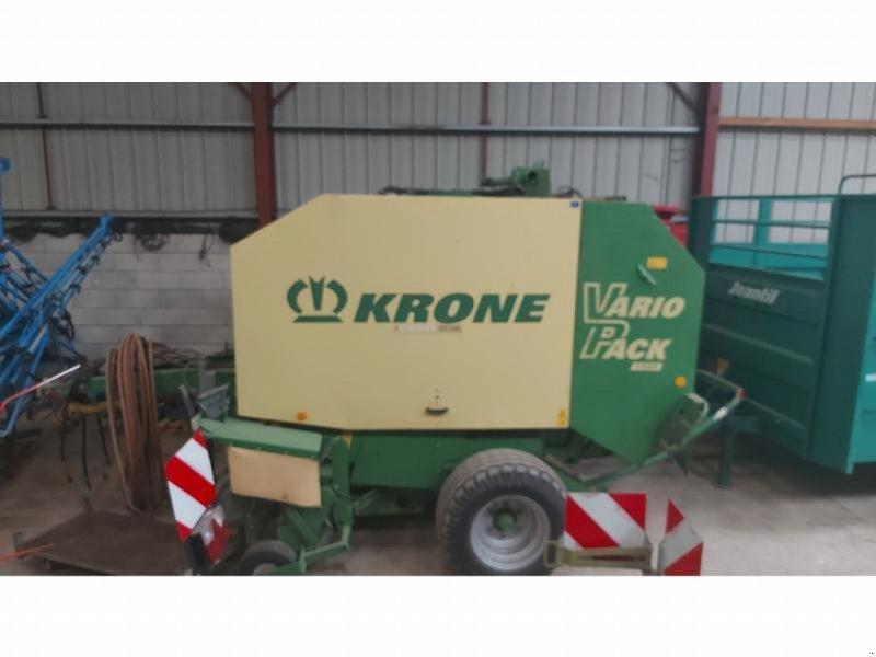 Rundballenpresse типа Krone VP1500, Gebrauchtmaschine в VESOUL (Фотография 1)