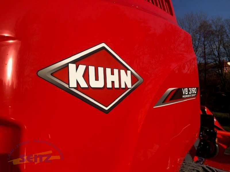 Rundballenpresse typu Kuhn VB 3190 OC 14, Neumaschine v Lindenfels-Glattbach (Obrázok 2)