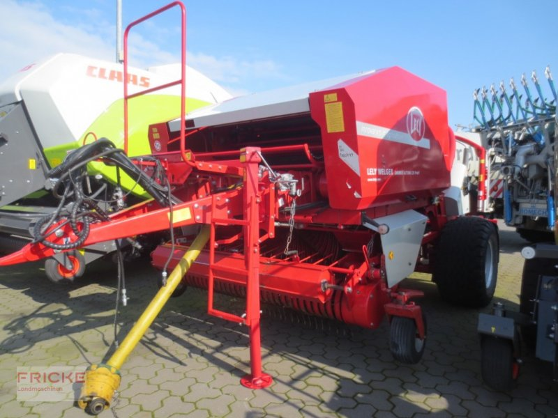 Rundballenpresse типа Lely RP 235 PROFI DOUBLE ACTION, Gebrauchtmaschine в Bockel - Gyhum (Фотография 1)