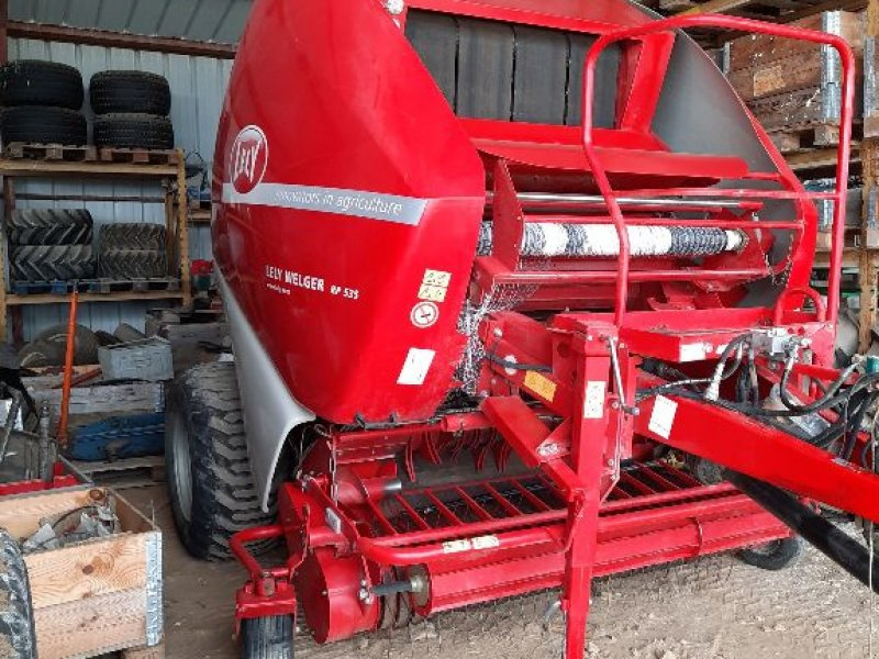 Rundballenpresse of the type Lely RP 535, Gebrauchtmaschine in MARBEVILLE (Picture 1)