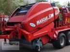 Rundballenpresse des Typs Mascar Monster Cut 770 mit Göweil Wickeleinheit Miete möglich in Beselich-Obertiefenb
