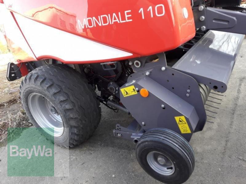 Rundballenpresse des Typs Maschio MONDIALE 110 TOPCUT MASCHIO RU, Neumaschine in Stolpen (Bild 5)