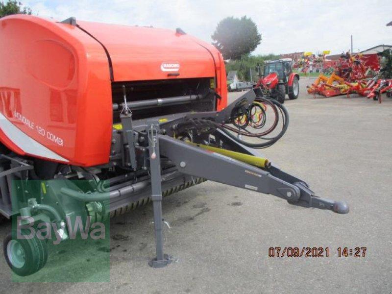 Rundballenpresse des Typs Maschio MONDIALE 120 COMBI ULTRACUT MA, Neumaschine in Tuntenhausen (Bild 3)