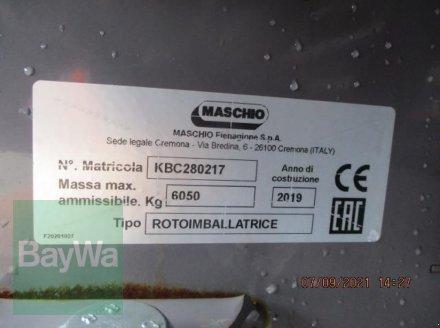 Rundballenpresse des Typs Maschio MONDIALE 120 COMBI ULTRACUT MA, Neumaschine in Tuntenhausen (Bild 11)