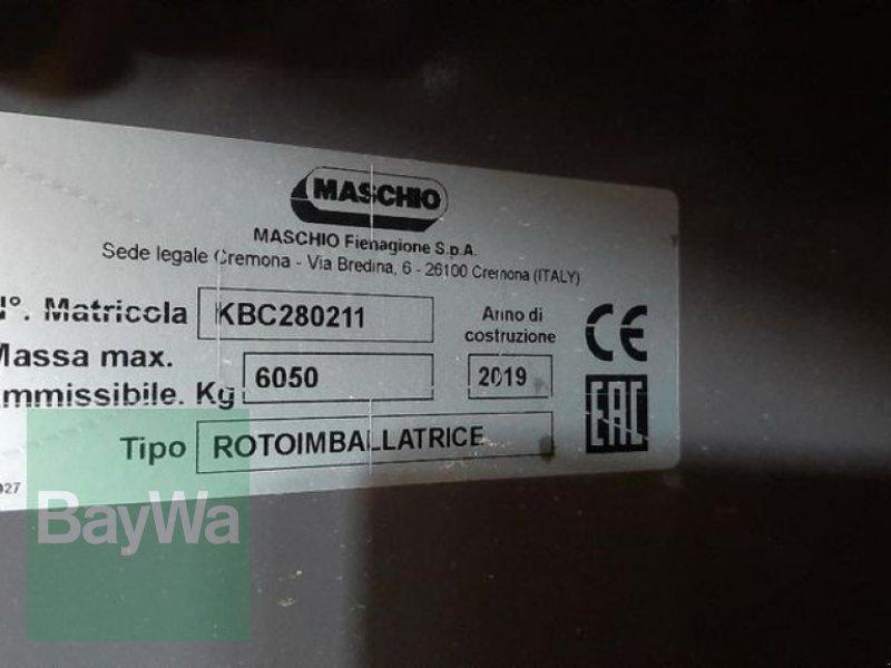 Rundballenpresse des Typs Maschio MONDIALE 120 COMBI ULTRACUT MA, Vorführmaschine in Legau (Bild 15)