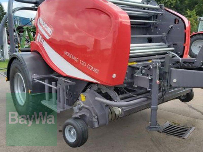 Rundballenpresse des Typs Maschio MONDIALE 120 COMBI ULTRACUT MA, Vorführmaschine in Legau (Bild 3)