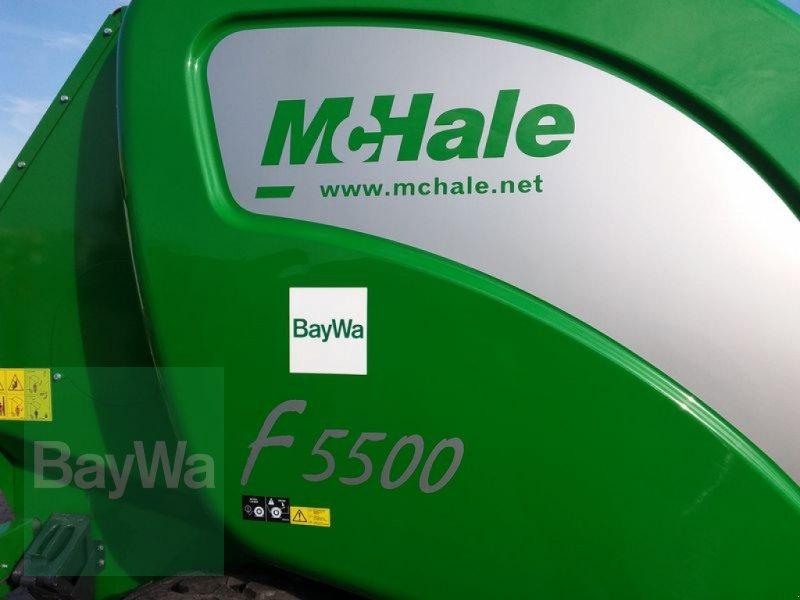 Rundballenpresse des Typs McHale F5500, Gebrauchtmaschine in Manching (Bild 7)