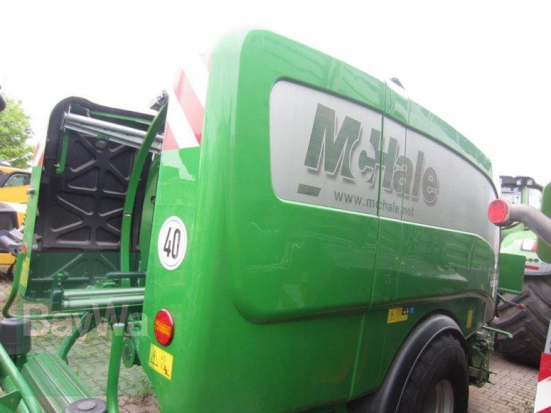 Rundballenpresse des Typs McHale FUSION VARIO, Gebrauchtmaschine in Großweitzschen  (Bild 8)