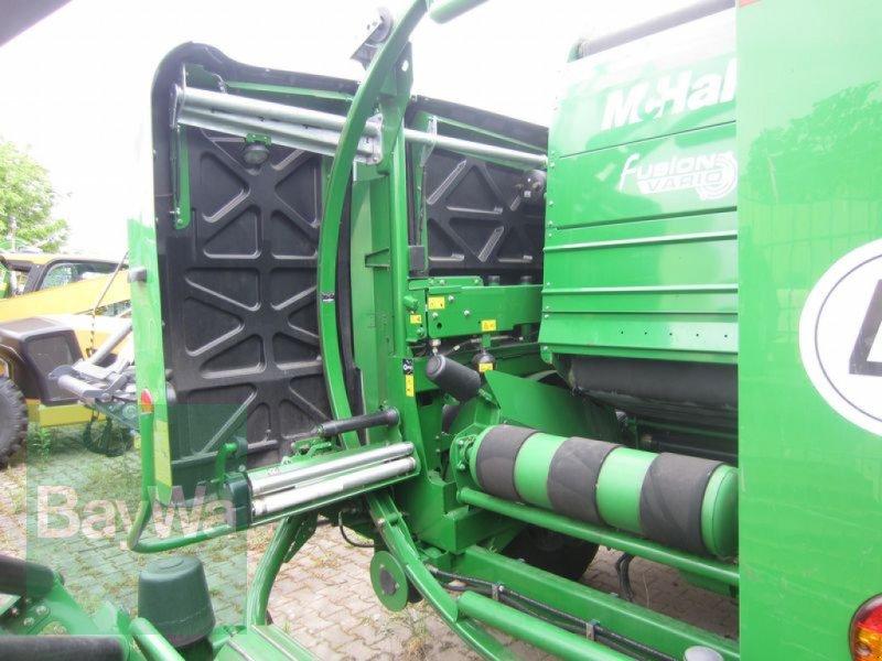 Rundballenpresse des Typs McHale FUSION VARIO, Gebrauchtmaschine in Großweitzschen  (Bild 11)
