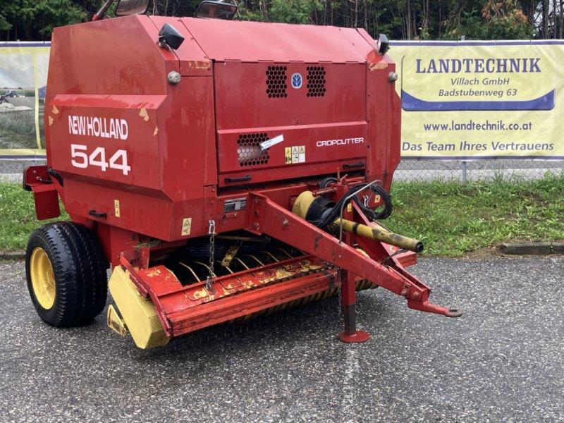 Rundballenpresse des Typs New Holland 544 Cropcutter, Gebrauchtmaschine in Villach (Bild 1)