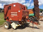 New Holland 5950 Prasa zwijająca & rolująca
