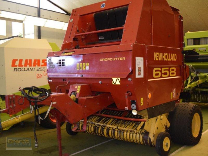 Rundballenpresse typu New Holland 658 Cropcutter, Gebrauchtmaschine v Bremen (Obrázok 2)