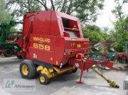 Rundballenpresse des Typs New Holland 658 CropCutter, Gebrauchtmaschine in Wiener Neustadt
