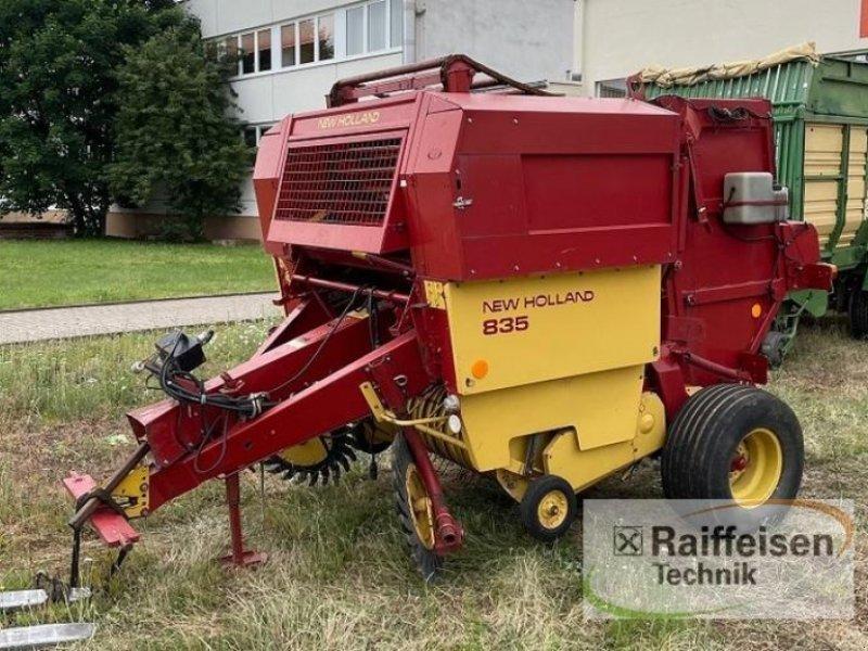Rundballenpresse des Typs New Holland 835 Rundballenpresse, Gebrauchtmaschine in Ebeleben (Bild 1)