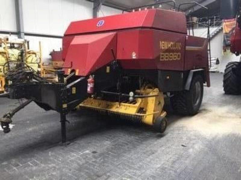Rundballenpresse typu New Holland BB960, Gebrauchtmaschine v Valthermond (Obrázok 1)