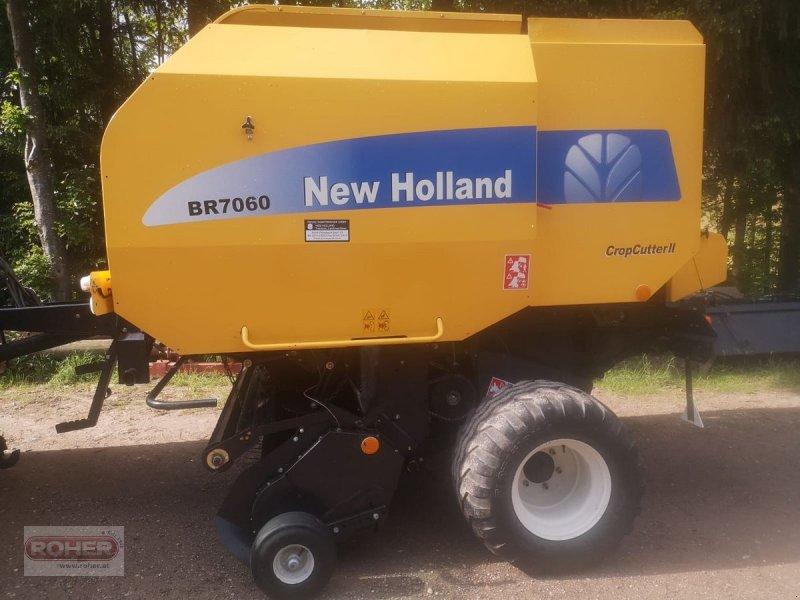 Rundballenpresse des Typs New Holland BR 7060, Gebrauchtmaschine in Wieselburg Land (Bild 1)