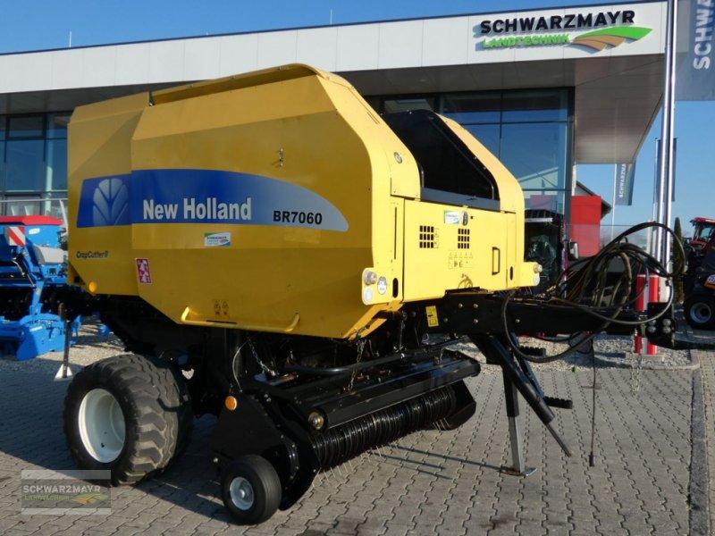 Rundballenpresse типа New Holland BR 7060, Gebrauchtmaschine в Aurolzmünster (Фотография 1)