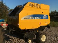 New Holland BR 7070 SuperFeed Rundballenpresse