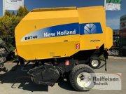 Rundballenpresse des Typs New Holland BR 740 CropCutter, Gebrauchtmaschine in Linsengericht - Alte