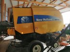 Rundballenpresse типа New Holland BR 740 в Burgheim