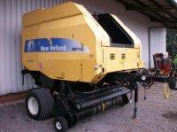New Holland BR 750 A Rundballenpresse